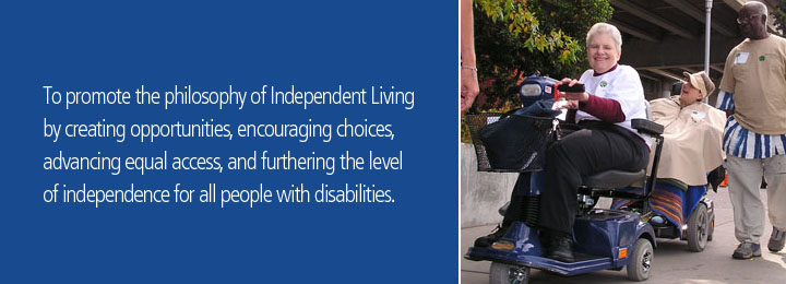 welcome to independent living resources